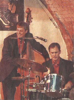 Mehr als ein Schlagzeuger