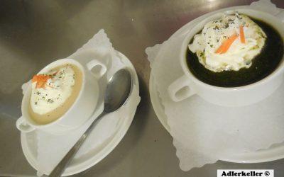 Hausgemachte Suppen